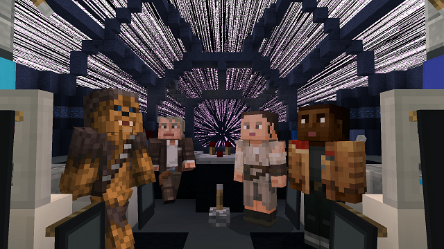 Minecraft gets more Star Wars
