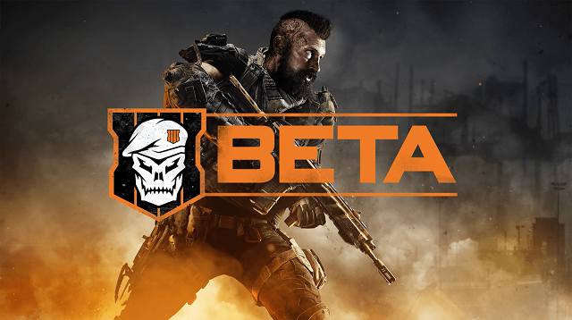 Two Black Ops 4 betas announced