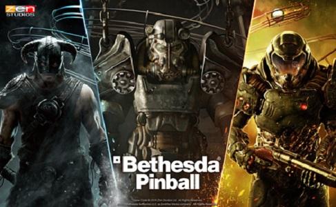 Bethesda Pinball flips onto Switch