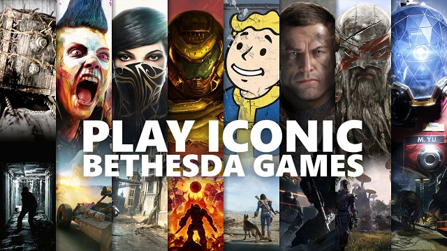 Bethesda Games launching on Xbox Game Pass tomorrow