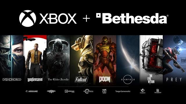 Xbox acquires Bethesda