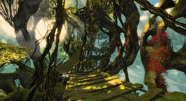 ArenaNet invites gamers to look into the Heart of the Maguuma Jungle