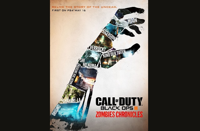 Black Ops III to tell the Zombies Chronicles