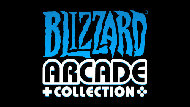 Blizzard reveals its Arcade Collection