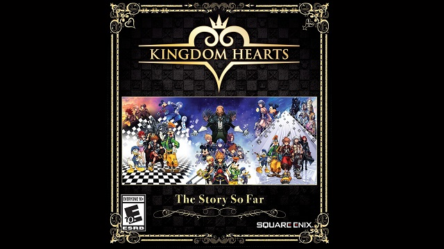 Kingdom Hearts - The Story So Far - available later this month