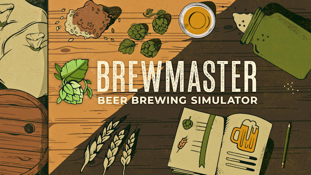 Home brewing sim coming next year