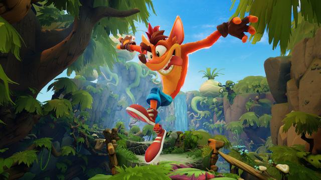 All new Crash Bandicoot game coming this fall