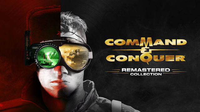 Command & Conquer Remastered Collection deployed to Steam and Origin