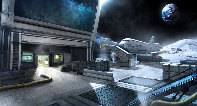 Infinite Warfare is bringing back Terminal