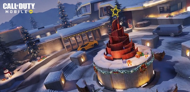 Call of Duty: Mobile launches a Winter Raid