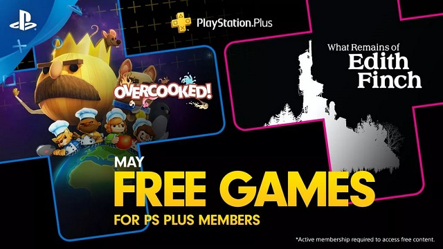 PlayStation cooking up free games for May