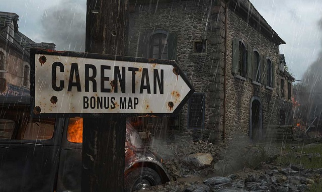 Carentan map to return in Call of Duty: WWII