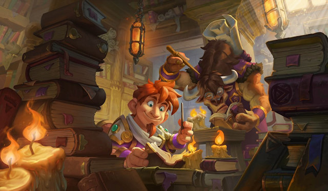 Hearthstone's next semester begins in August