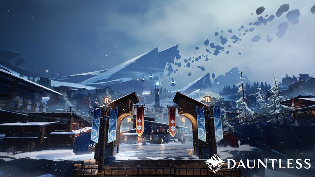 Frostfall arrives in Dauntless