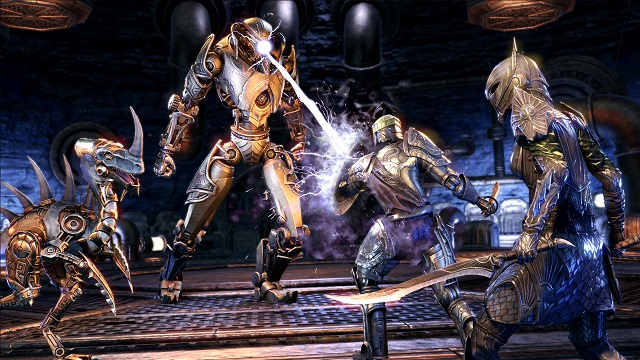 The Elder Scrolls Online opens the gates to Clockwork City