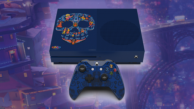 Xbox giving away Coco customized console