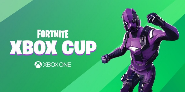 Play in the Fortnite million dollar tournament on Xbox this weekend