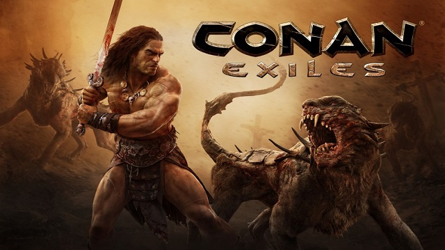 Play Conan Exiles for free this weekend