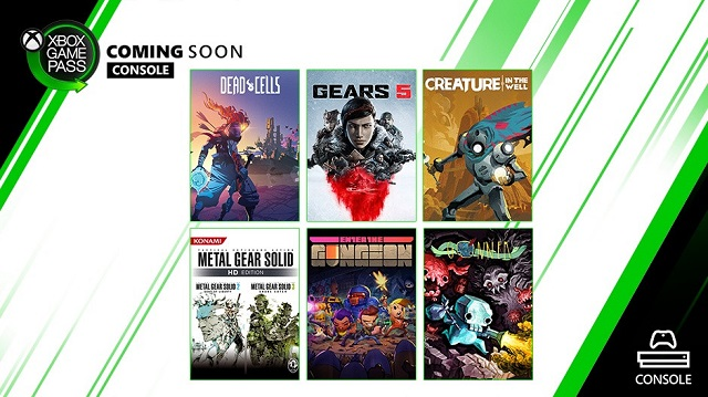 Gears 5 headlines Xbox Game Pass additions in September