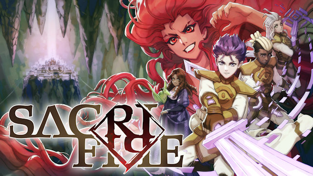 SacriFire announced and looking for a kick-start