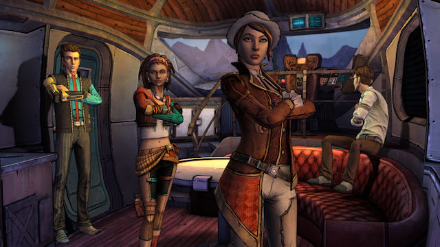 Tales from the Borderlands re-released