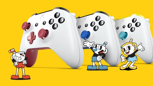 Cuphead celebrates 2nd anniversary with new controllers