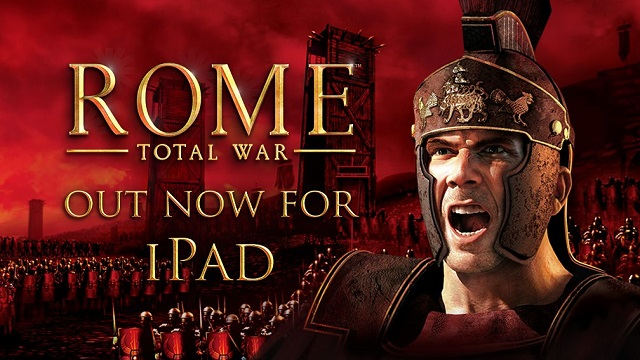 Rome: Total War invades iPad