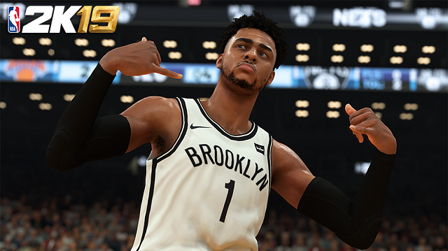 NBA 2K19 free to play this weekend