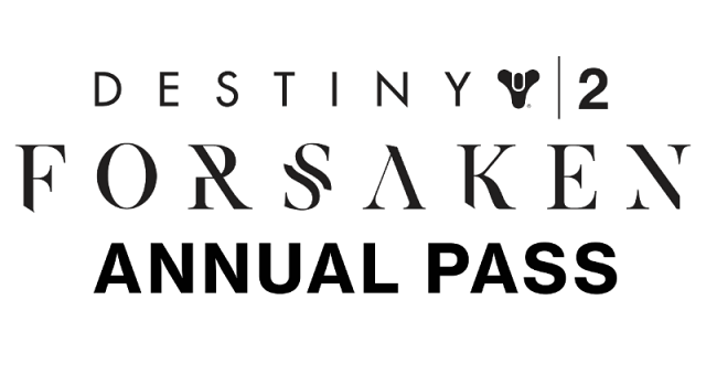 Destiny 2: Forsaken launches Annual Pass