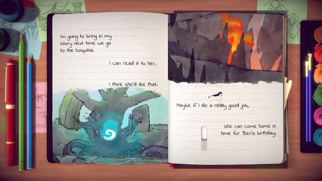 Lost Words: Beyond the Page found on Stadia