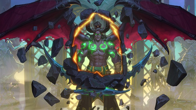 The Year of the Phoenix ushers the Demon Hunter into Hearthstone