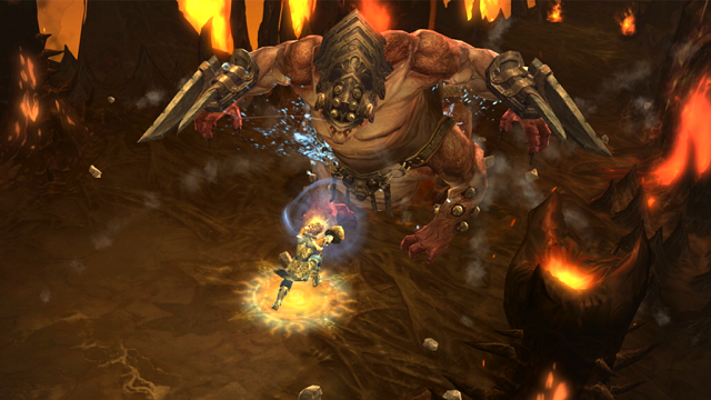 Diablo III Eternal Collection release date set