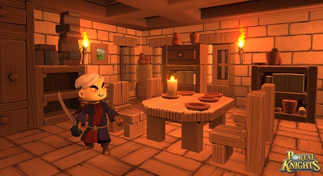 Portal Knights releases new update news image
