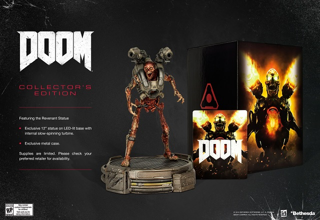DOOM's day in stores revealed