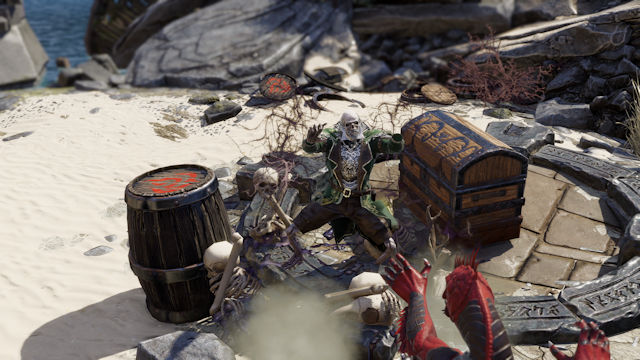 Divinity: Original Sin 2 gets some free relics