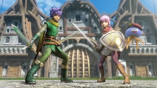 Dragon Quest Heroes II arrives in April