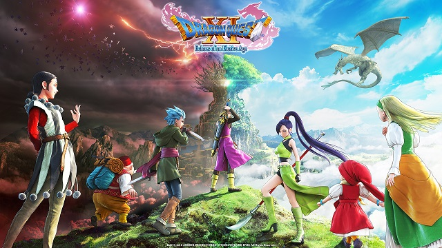 Dragon Quest XI is no longer elusive