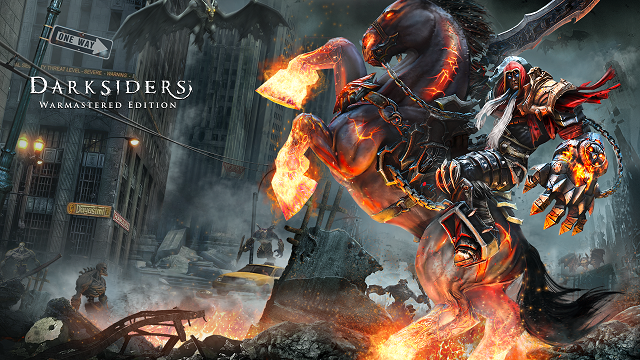 Darksiders Warmastered Edition coming to the Switch