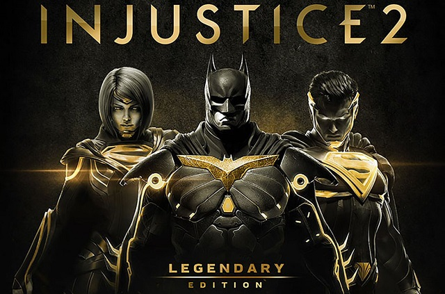 Injustice 2 becoming Legendary
