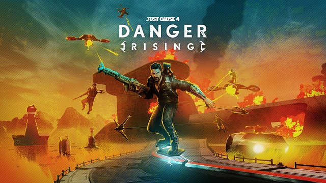 Danger Rising in Just Cause 4