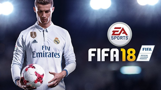 FIFA 18 takes the pitch