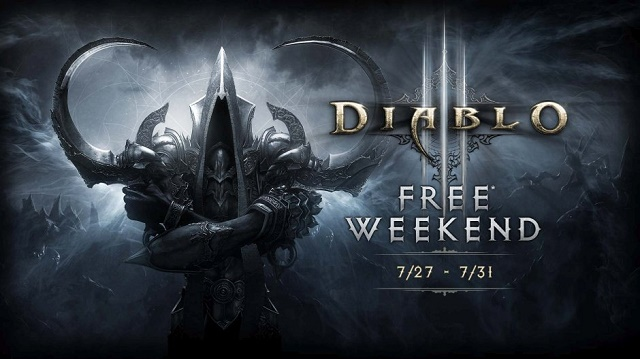 Play Diablo III for free this weekend on Xbox One
