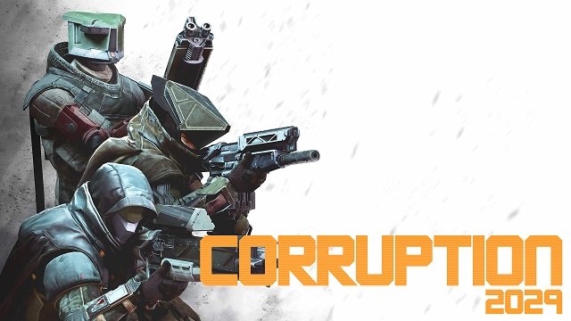 CORRUPTION 2029 coming to Epic Games Store