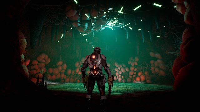 Horror sci-fi game Dolmen announced at E3