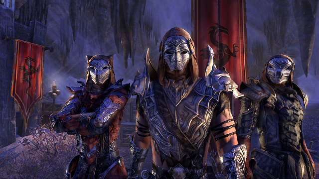 Dragon Bones comes to The Elder Scrolls Online on consoles