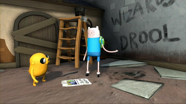 Finn and Jake launching an investigation this fall
