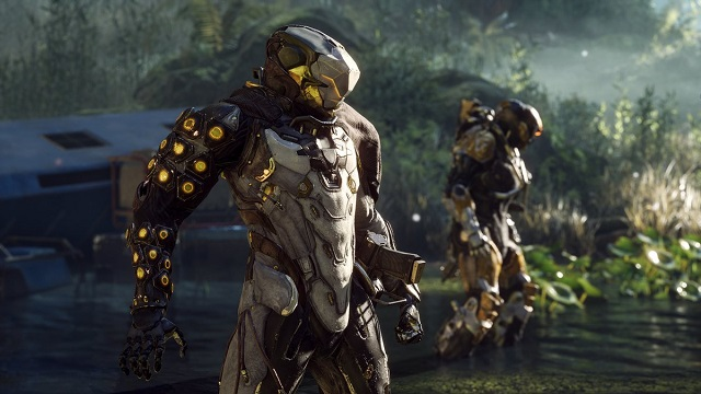 Anthem livestream will give you a look at Fort Tarsis