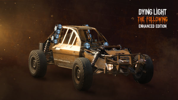 Dying Light gamers challenged to unlock gold buggy in Buggy Frenzy event