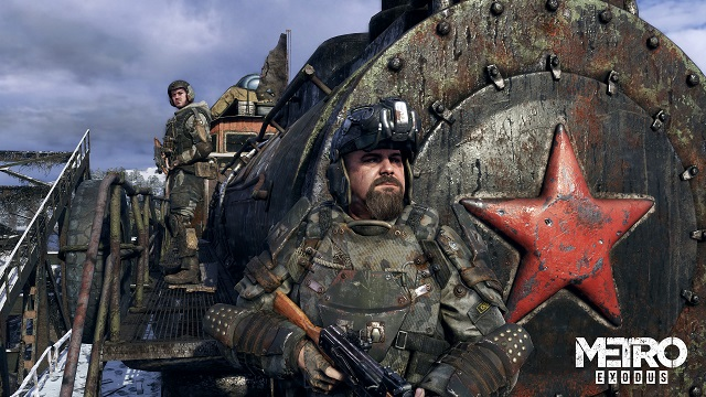 Metro Exodus arriving early