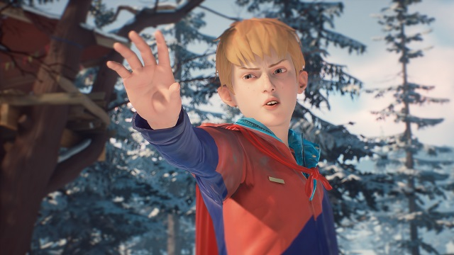 The Awesome Adventures of Captain Spirit have begun